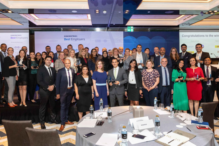 Four hotel groups among top 10 best employers in MENA 2019 list