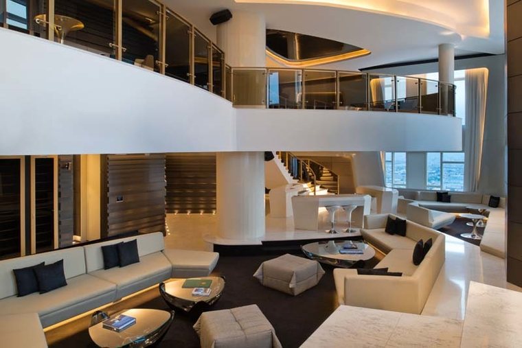 Photos: A look at the most exclusive suites in Al Habtoor City