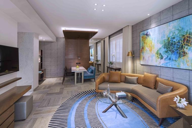 Andaz branded designer residences debuts in the UAE