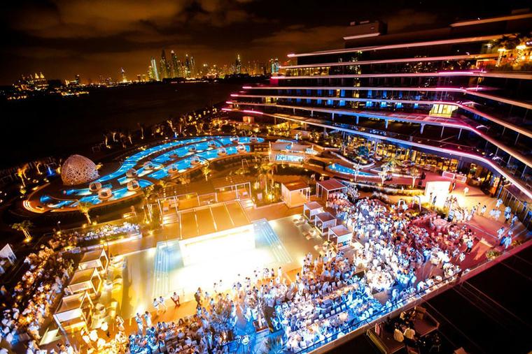 W Dubai – The Palm announces New Year's Eve music performance