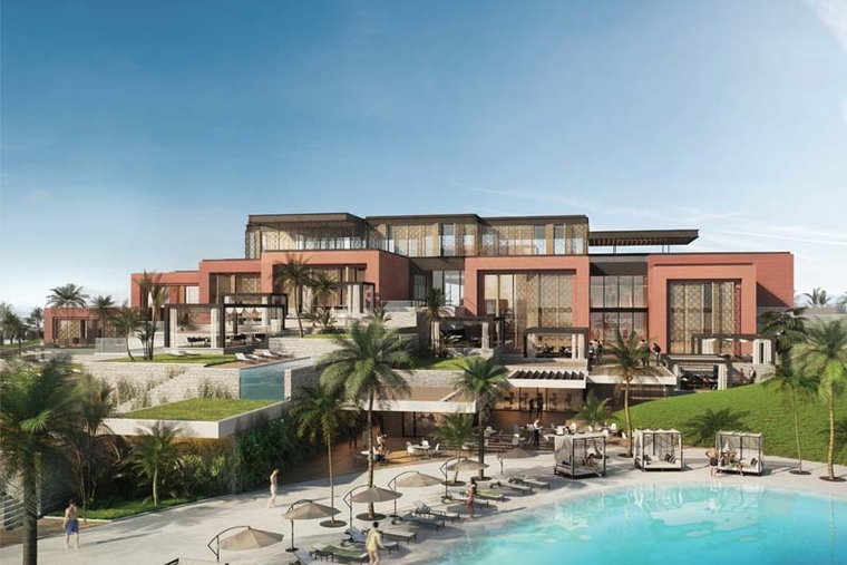Marriott International expects to introduce six new brands in the region, including St. Regis Marrakech Resort