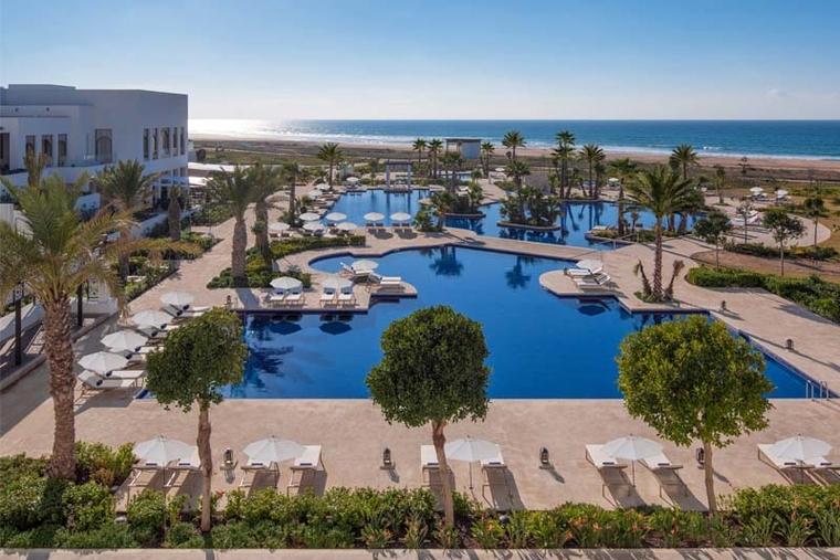 Hilton Tangier Al Houara Resort opened in April 2019