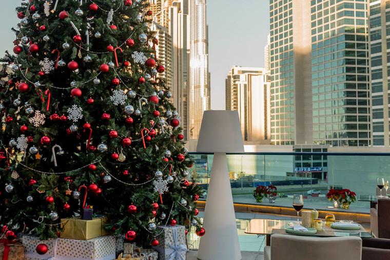 Radisson Blu Hotels in Dubai announce Christmas experiences