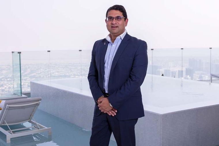 CEO Jaydeep Anand