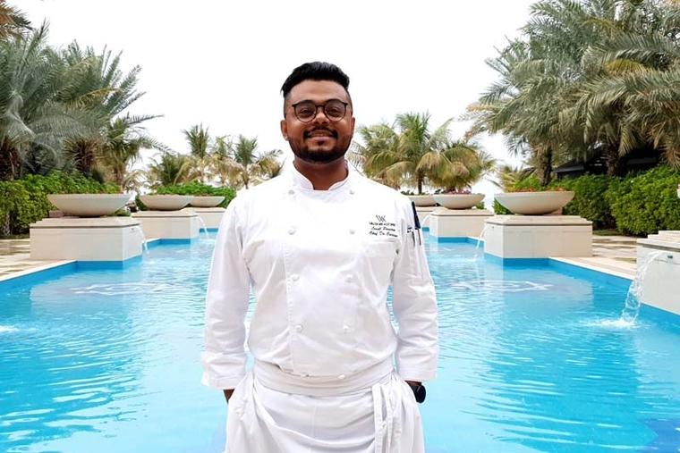 Waldorf Astoria Ras Al Khaimah appoints chef de cuisine