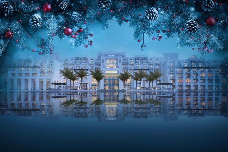 Anantara Eastern Mangroves Abu Dhabi launches Christmas menu events