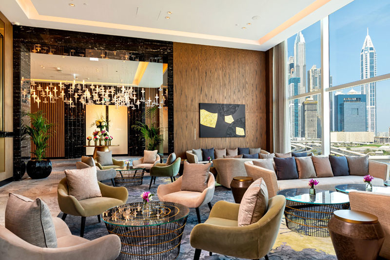 Checking In: Taj JLT