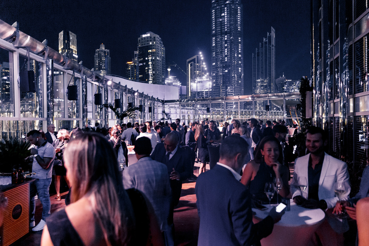 3BK Restaurant launches its terrace