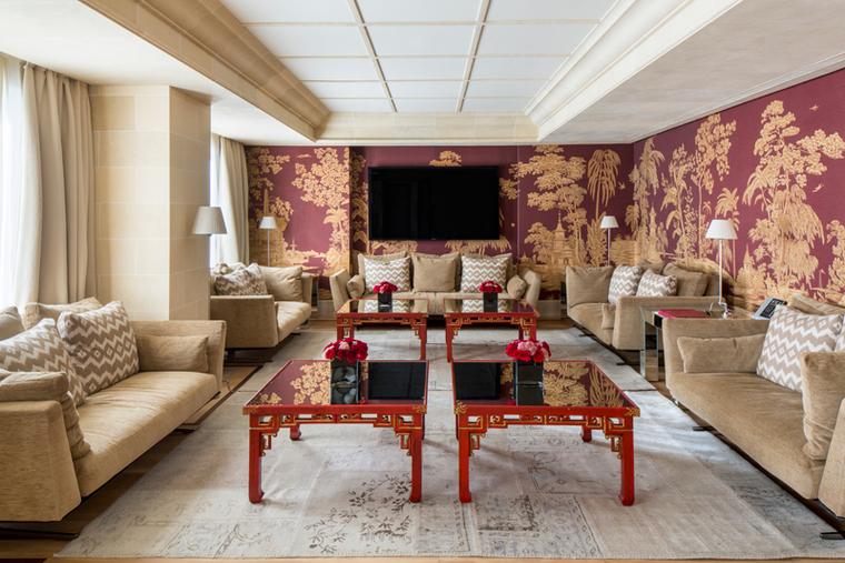 Photos: Majestic Hotel & Spa Barcelona's Royal Penthouse