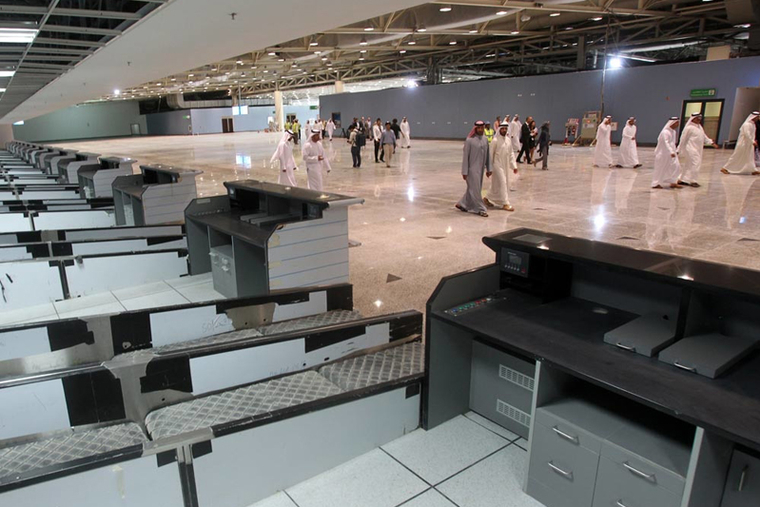 DWC airport recorded 81.5% traffic growth in 2019