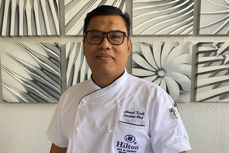 Hilton RAK Resort and Spa appoints executive chef