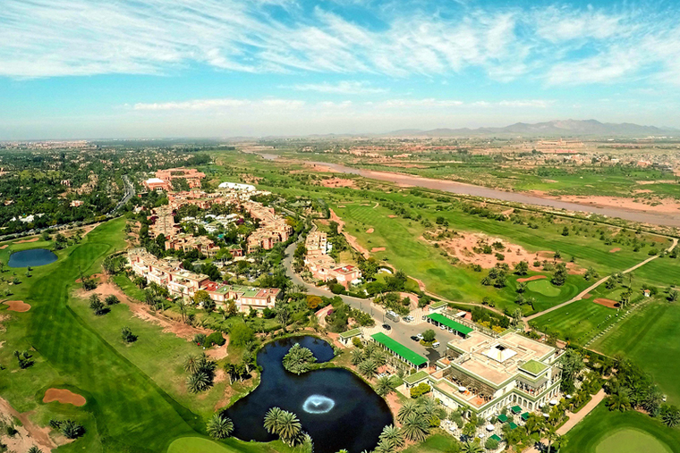 Rotana reflags five-star resort in Marrakech