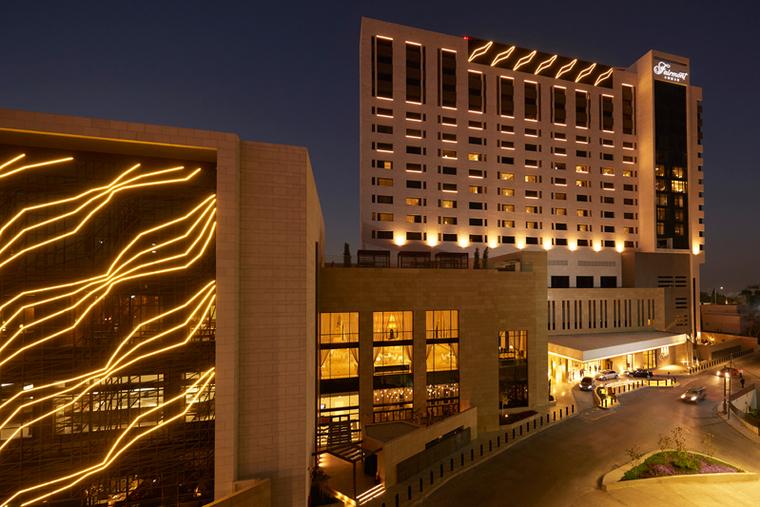 Fairmont Amman joins Virtuoso travel network