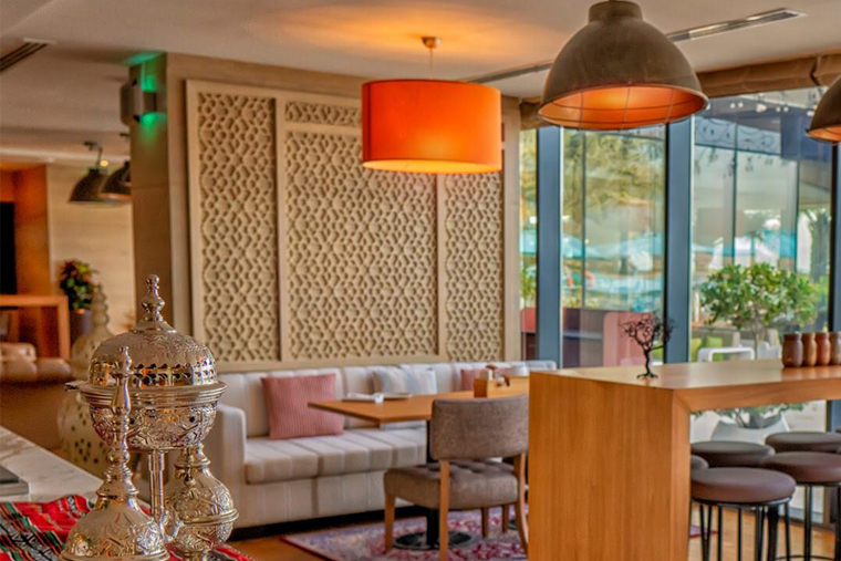The Retreat Palm Dubai MGallery by Sofitel opens Arabic restaurant