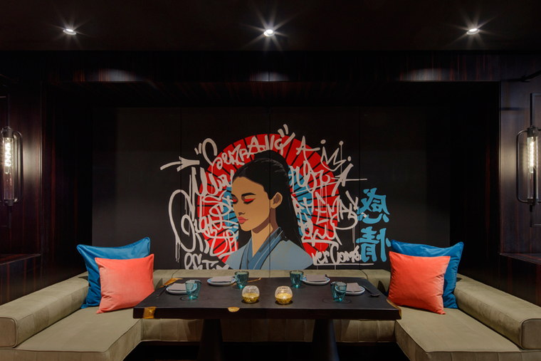 Japanese restaurant opens at Andaz Dubai the Palm