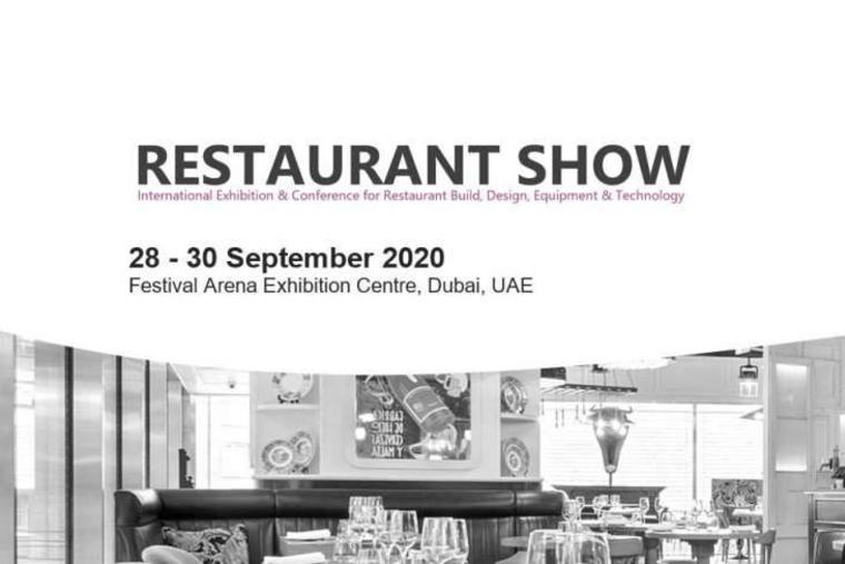Dubai's Restaurant Show postponed