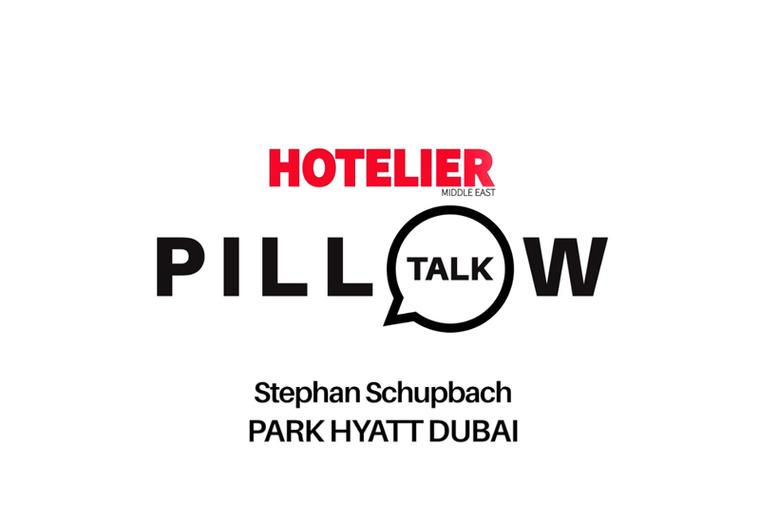 Video: Pillow Talk with Stephan Schupbach, Park Hyatt Dubai