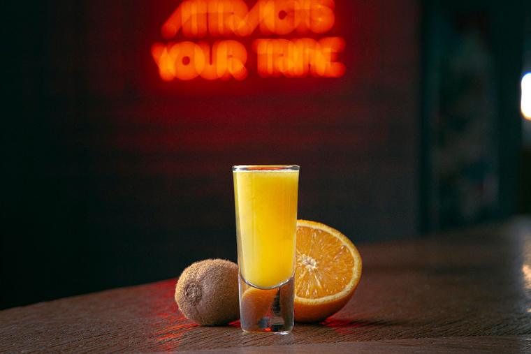 Sheraton Grand Hotel bars offer free immunity boosters
