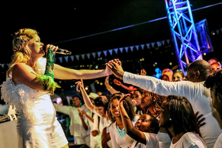 Dubai-based musician sends message of hope