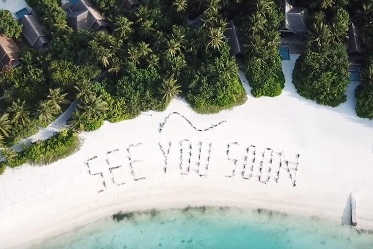 Niyama Private Islands Maldives creates 'See You Soon' video