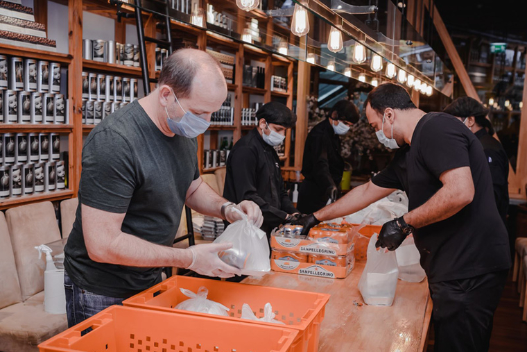 Alabbar Enterprises launches Helping Hands initiative