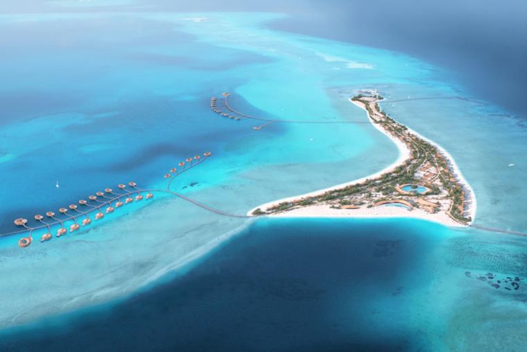 Saudi's Red Sea Project reaches key milestone
