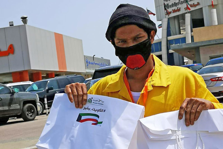 Radisson Blu Hotel Kuwait distributes 15,000 Iftar meals