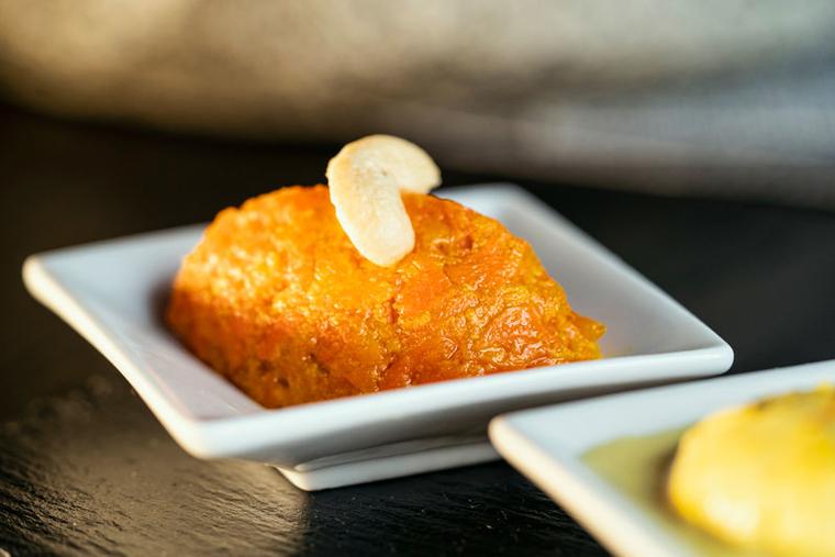Dubai's Taj JLT chef reveals gajar ka halwa recipe