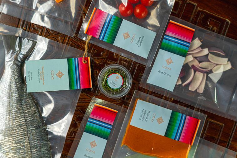 Coya Dubai introduces home meal kits