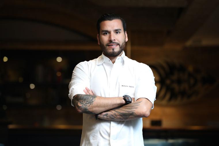 Dubai chef Roberto Segura tells us all about aji amarillo