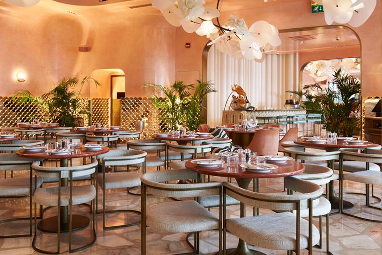 Flamingo Room by Tashas reopens its doors