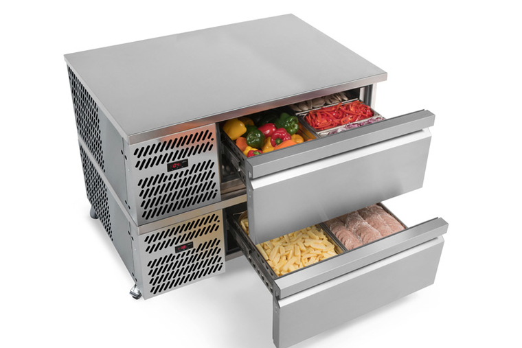 Williams updates Chefs Drawer to aid social distancing