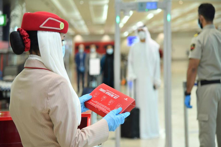 Dubai's Emirates Airline now offering AED150 COVID-19 PCR tests