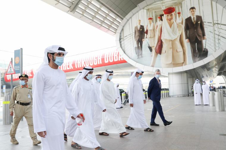 Sheikh Hamdan hails Dubai International as tourism reopens