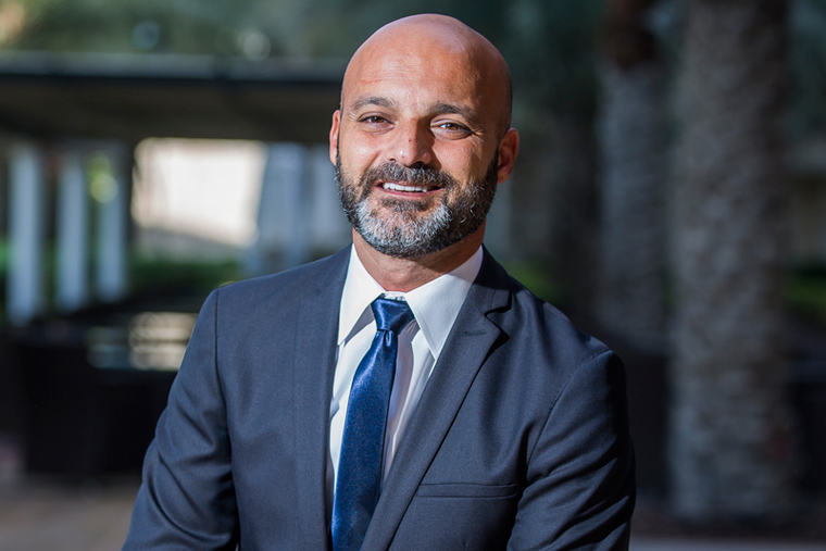 Tolga Lacin promoted to area general manager for Marriott