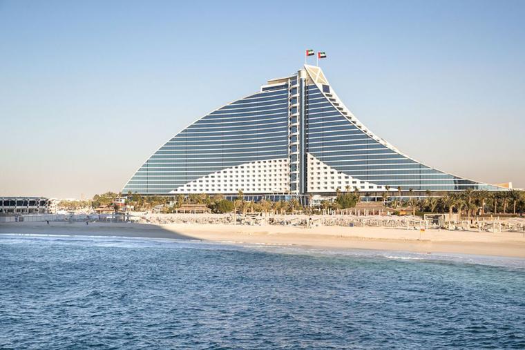 Jumeirah Beach Hotel reopens while Burj Al Arab remains shut for now