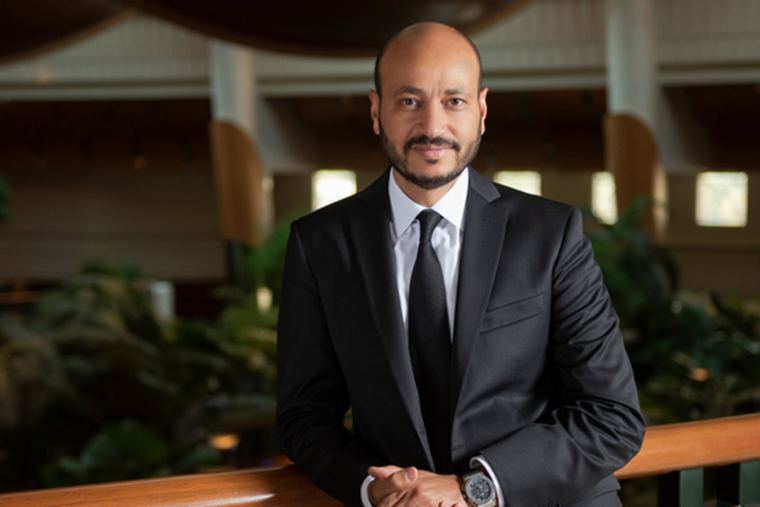 Get to know Hyatt Hotels area VP Fathi Khogaly