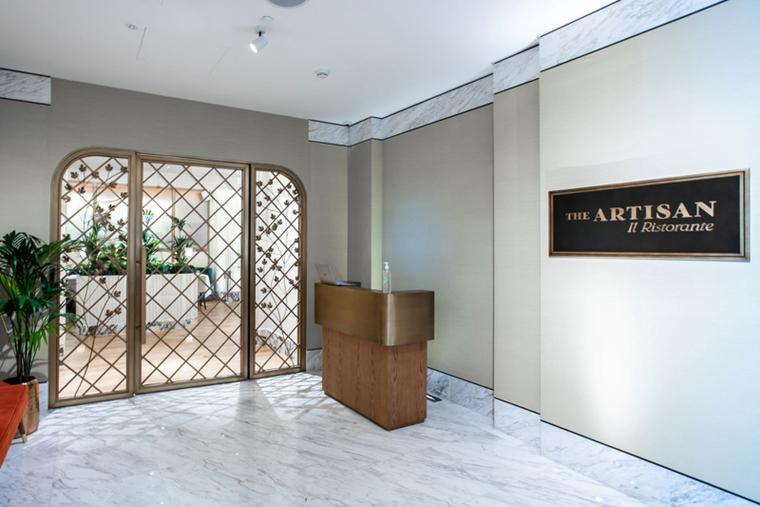Photos: First look inside the new The Artisan at Waldorf Astoria DIFC
