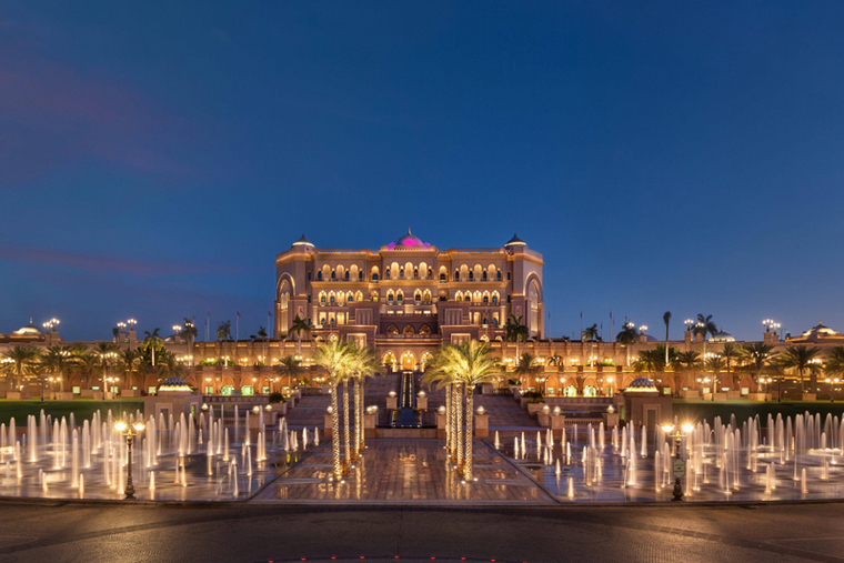 Abu Dhabi hotel occupancy rates show recovery in July