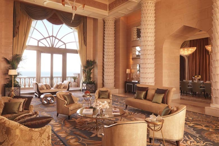Dubai's Atlantis The Palm hotel announces new look for its interiors