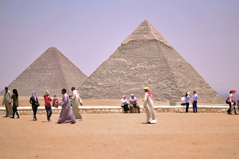 Egypt tourism industry loses $1bn a month during pandemic