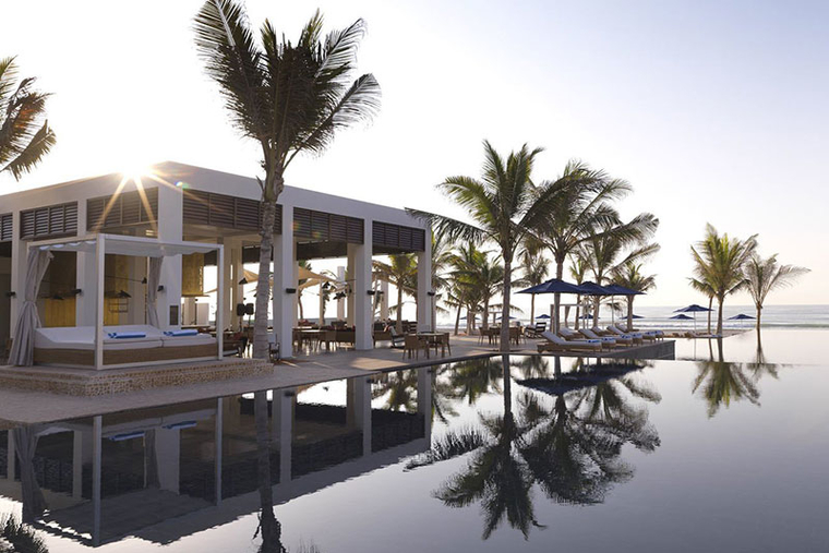 Five things you didn't know about Al Baleed Salalah Resort by Anantara