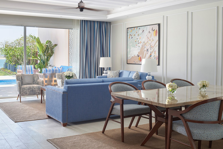Four Seasons Hotel Alexandria launches beach villa stays from $1,000 a night