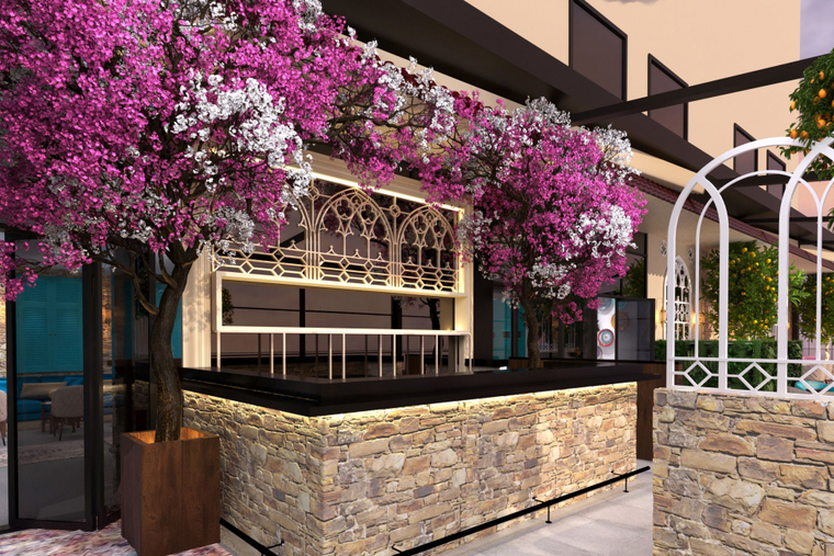 Sunset Hospitality Group to open Turkish-Lebanese lounge at Studio One Hotel