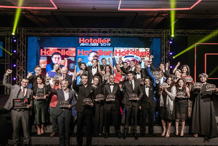 ITP Media Group partners with Bee'ah to enhance hygiene and safety at upcoming Hotelier Awards
