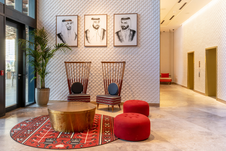 First look inside Hotel Indigo Dubai Downtown
