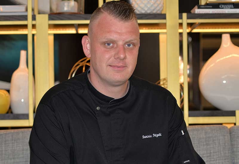 Dominic Petzold, Execuitve Chef of Le Meridien Dubai and Le Meridien Fairway, Le Meridien Dubai Hotel & Conference Centre