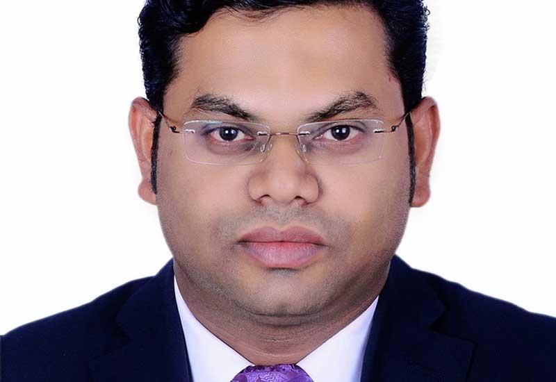 Rajeeb Rawther, Purchasing Manager, Fairmont Ajman