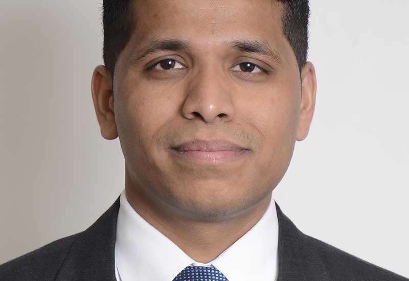 Kalpesh Padave, Restaurant Supervisor, Crowne Plaza Bahrain