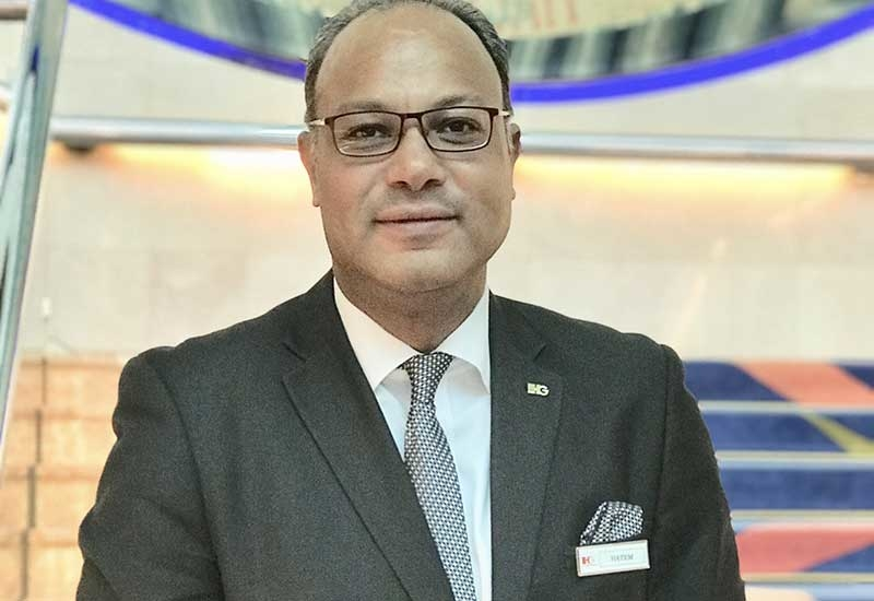 Hatem Abdelatif, Director of Purchasing, Crowne Plaza and Holiday Inn Kuwait Al Thuraya City